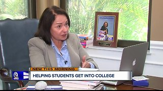 Consultants advising parents, students on getting into college