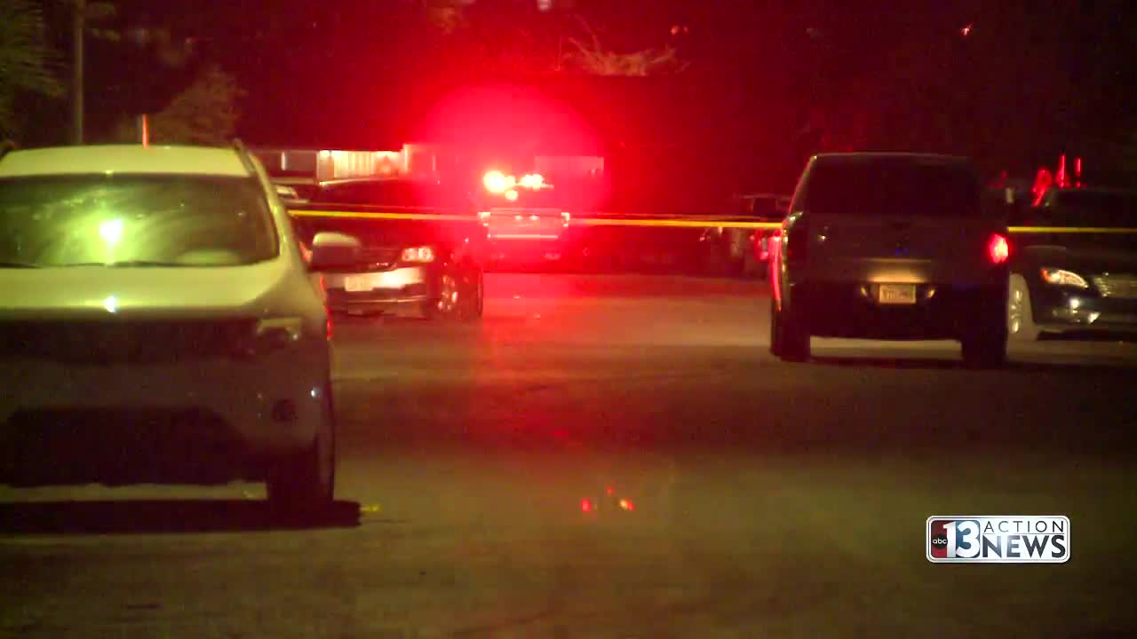 Police: Body found in vacant home in Las Vegas