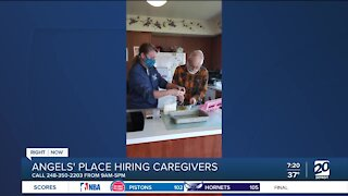 Caregivers Wanted