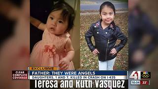 Father of children in deadly 435 crash speaks