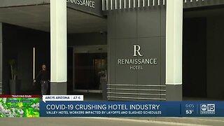 COVID-19: Crushing hotel industry
