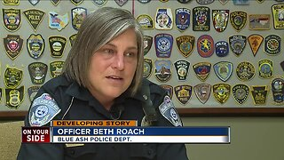 Police work to combat human trafficking