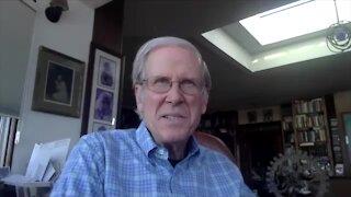Gard Jameson talks about Robert Bigelow's essay contest