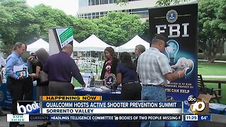 Summit looks to prepare San Diegans for active shooter situations