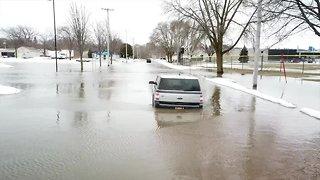 Sheboygan River causes severe flooding