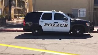 Officer involved in shooting