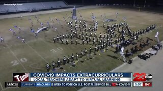 Local teachers adapt extracurriculars to virtual learning