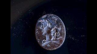2,000-year-old seal depicting Greek god Apollo found in Jerusalem