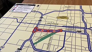 Major I-496 Construction Project to start on April 1