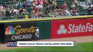 Tigers could trade Nick Castellanos at Winter Meetings