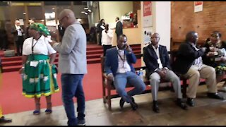 SOUTH AFRICA - KwaZulu-Natal - Day 4 - Jacob Zuma trial resumes (Video) (zZF)