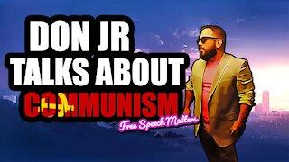Don Jr. on Communism