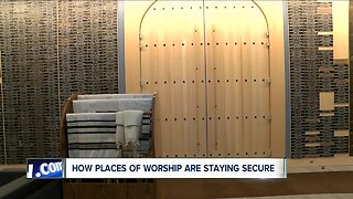 How places of worship in Western New York are staying secure