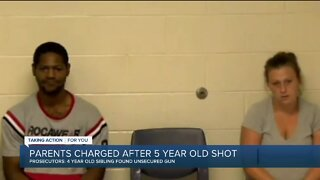 Redford Township couple charged after 4-year-old son shoots his 5-year-old sister