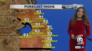 South Florida Monday afternoon forecast (6/3/19)