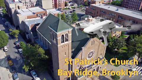 St Patrick's Church - Brooklyn