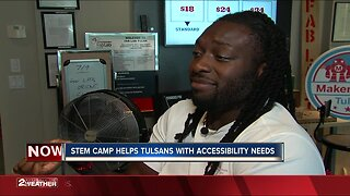 Stem Camp helps Tulsans with accessibility needs
