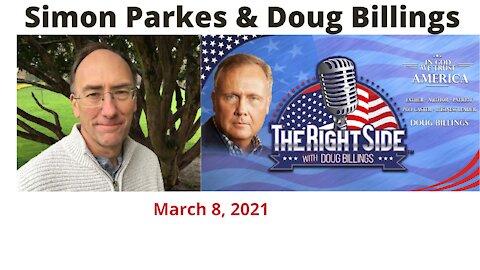 Doug Billings Interviews Simon Parkes March 8 2021
