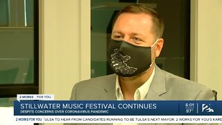 Stillwater music festival continues