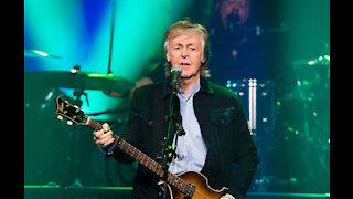 Sir Paul McCartney pays tribute to Gerry Marsden