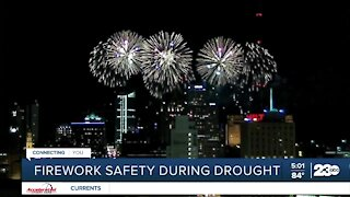 23ABC In-Depth: Fireworks safety during drought