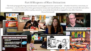Infectious Disease History and Today - 8. Distraction