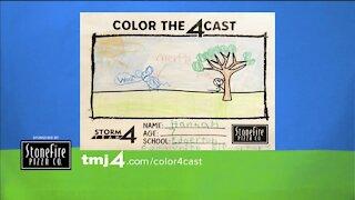 Storm Team4's Color the 4Cast
