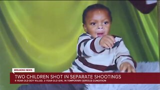 Family identifies 4-year-old boy fatally shot in Detroit