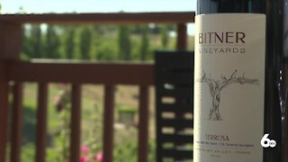 Idaho wine and weather are a perfect pairing