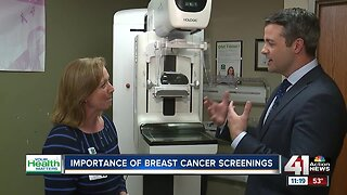 October 3rd, 2019: Your Health Matters: Importance of Breast Cancer Screenings