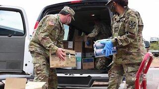 National Guard's medical response in northern Arizona