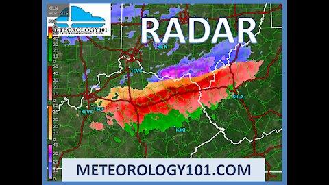 Winter Storm Radar