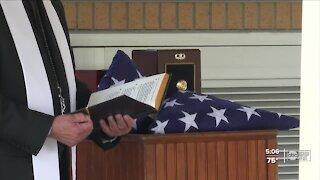 Veterans honor unclaimed soldiers