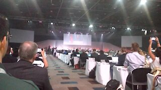 Zuma opens CITES conference with clear message (Key)