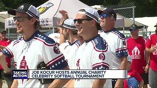 Joe Kocur hosts annual celebrity charity softball series