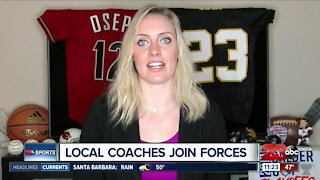 23ABC Sports: Local coaches joining forces