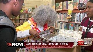 Local Students Create Food Dehydrators