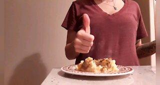 Mashed Potatoes & Mushroom Gravy (Vegan/GF)