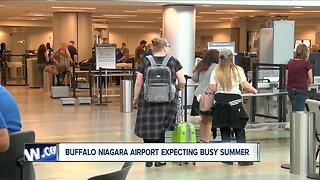 Buffalo Niagara Airport expecting a record breaking summer travel season