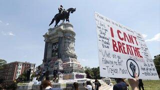 Virginia Governor Announces Removal Of Robert E. Lee Statue