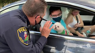 'Blessing of the animals' event held in Jupiter