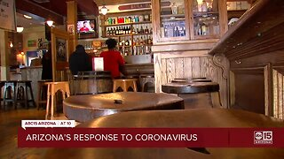 Arizona's response to coronavirus