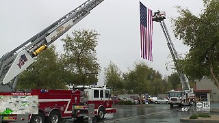Tempe firefighter Tommy Arriaga laid to rest