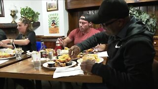 """Tackling the """"Buffalonian Challenge"""" in East Aurora"""