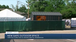 New Safe Outdoor to open in Denver today