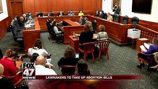 State House and Senate to propose anti-abortion bills criminalizing the procedure