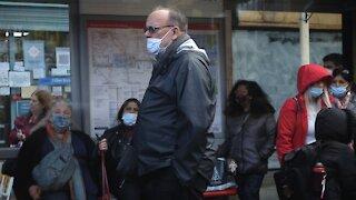 London On High Coronavirus Alert Level