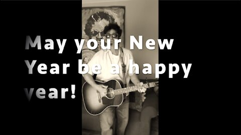 May Your New Year be a Happy Year!