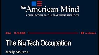 Big Tech Control of Free Speech pt 1...