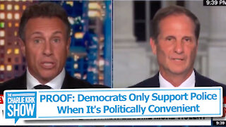 PROOF: Democrats Only Support Police When It's Politically Convenient